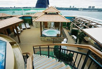 Suites & Penthouses | Norwegian Cruise Line